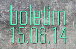 Boletim 15.06.2014