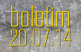 Boletim 20.07.2014