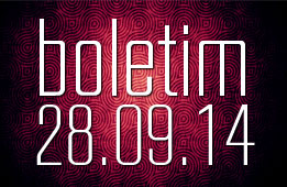 Boletim 28.09.2014