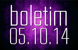 Boletim 05.10.2014