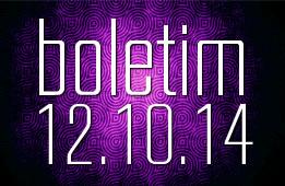 Boletim 12.10.2014