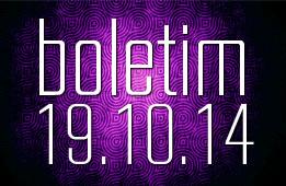Boletim 19.10.2014