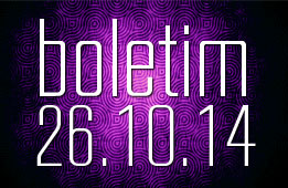 Boletim 26.10.2014