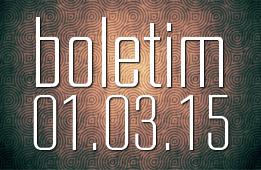 Boletim 01.03.2015