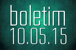 Boletim 10.05.2015