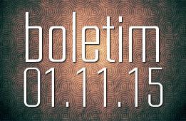 Boletim 01.11.2015