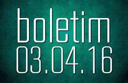 Boletim 03.04.2016