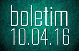 Boletim  10.04.2016
