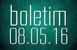 Boletim 08.05.2016