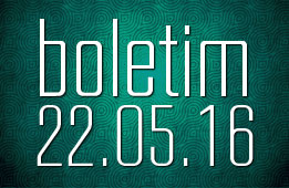 Boletim 22.05.2016