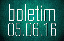 Boletim 05.06.2016