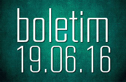Boletim 19.06.2016